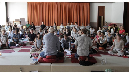 Meditazione e Enquiry con Frank Ostaseski